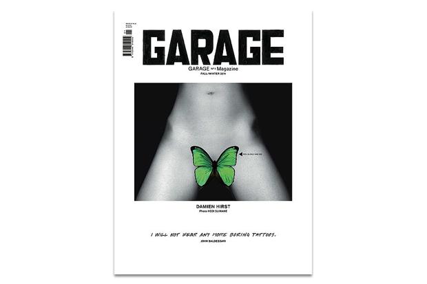 Garage Magazine Issue 1