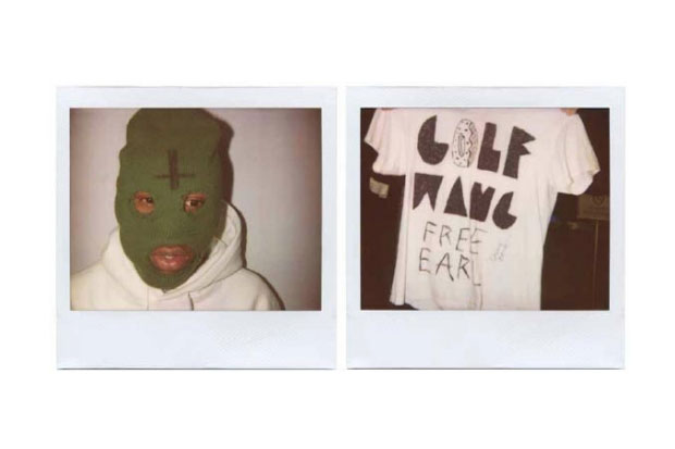 'Golf Wang' Book by Odd Future