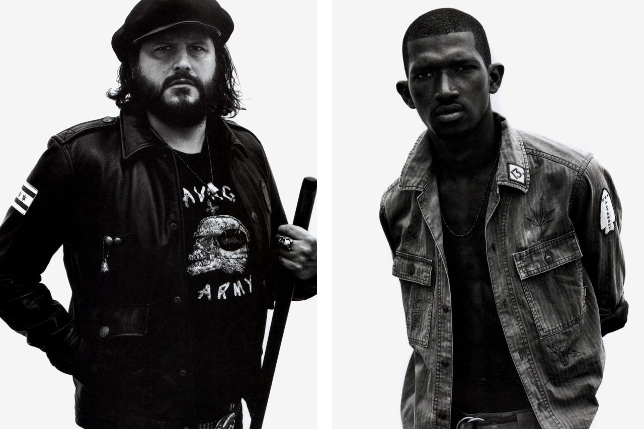 "GRIND Magazine: NEIGHBORHOOD 2011.2nd Fall/Winter ""GIMME SHELTER"" Editorial"