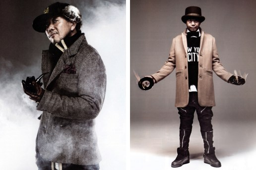 "GRIND Magazine: SASQUATCHfabrix. 2011 Fall/Winter ""Modern Ninja"" Collection"