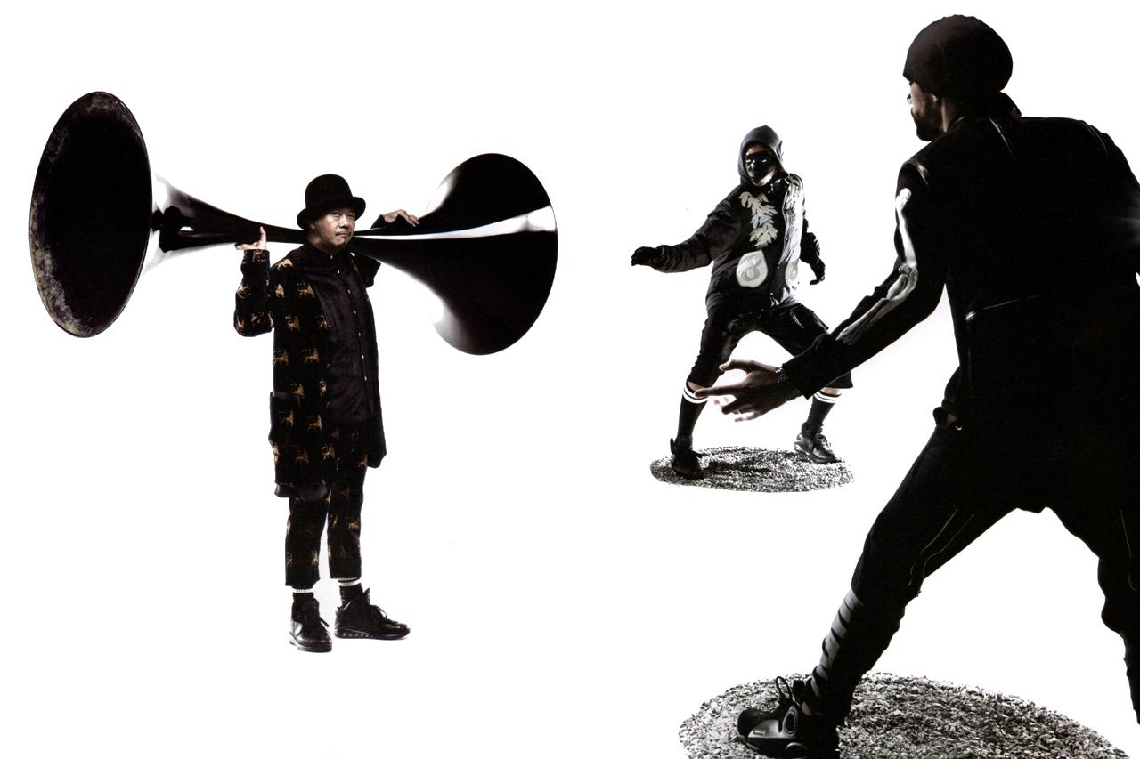 grind magazine sasquatchfabrix 2011 fallwinter modern ninja collection