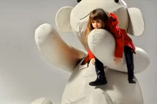 Gucci Children 2011 Fall/Winter Collection Video