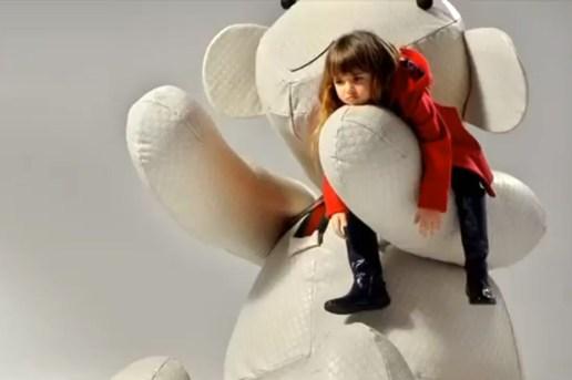 Gucci Children 2011 Fall/Winter Collection Video