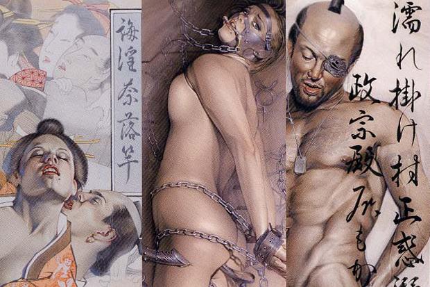 "Hajime Sorayama ""Neo Japonism & Obsession"" Exhibition"