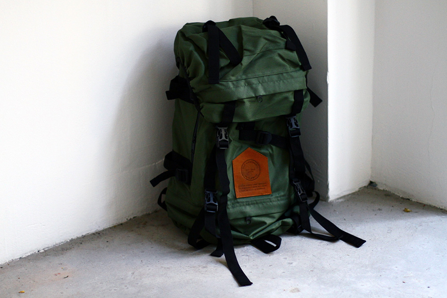 Han Kjobenhavn 2011 Fall/Winter Hill Backpack