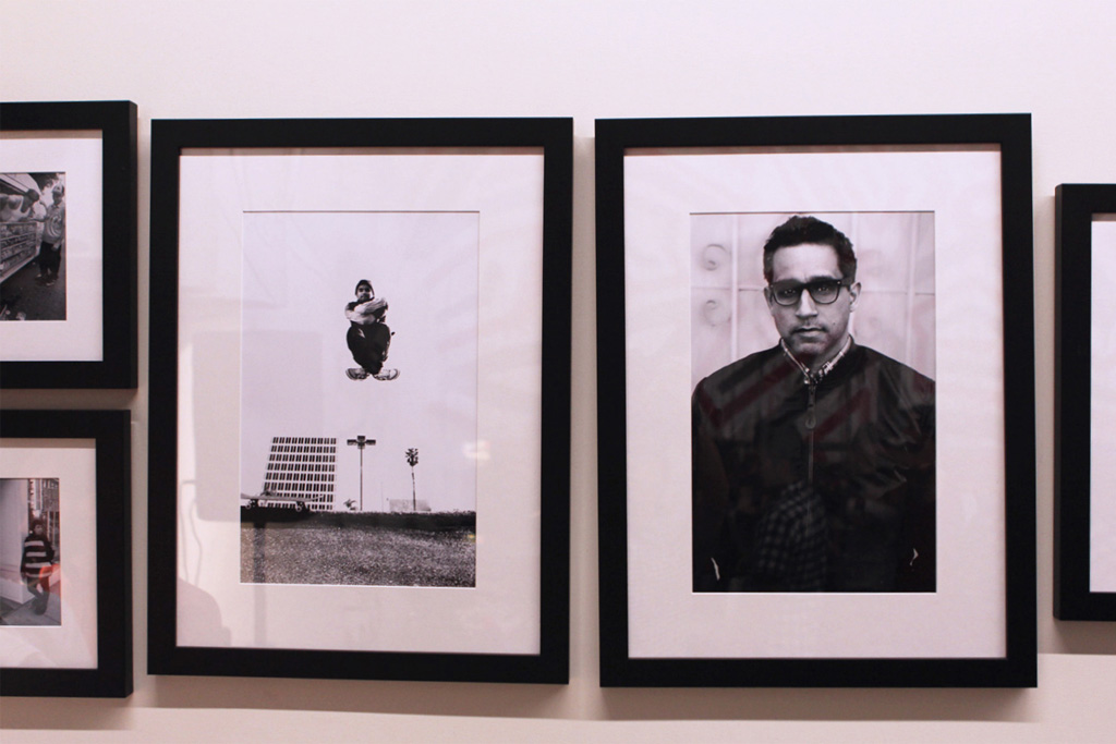 heel bruise x stussy under the radar photo exhibition recap