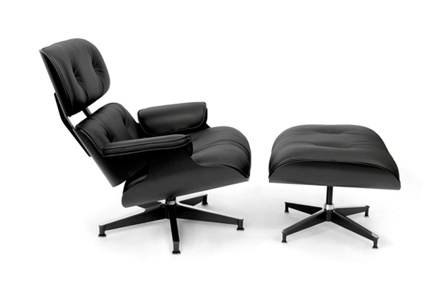 Herman Miller Eames Lounge Chair & Ottoman Asia Limited Edition