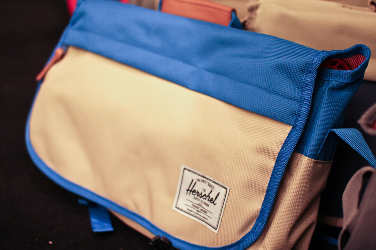 herschel supply co 2012 spring preview