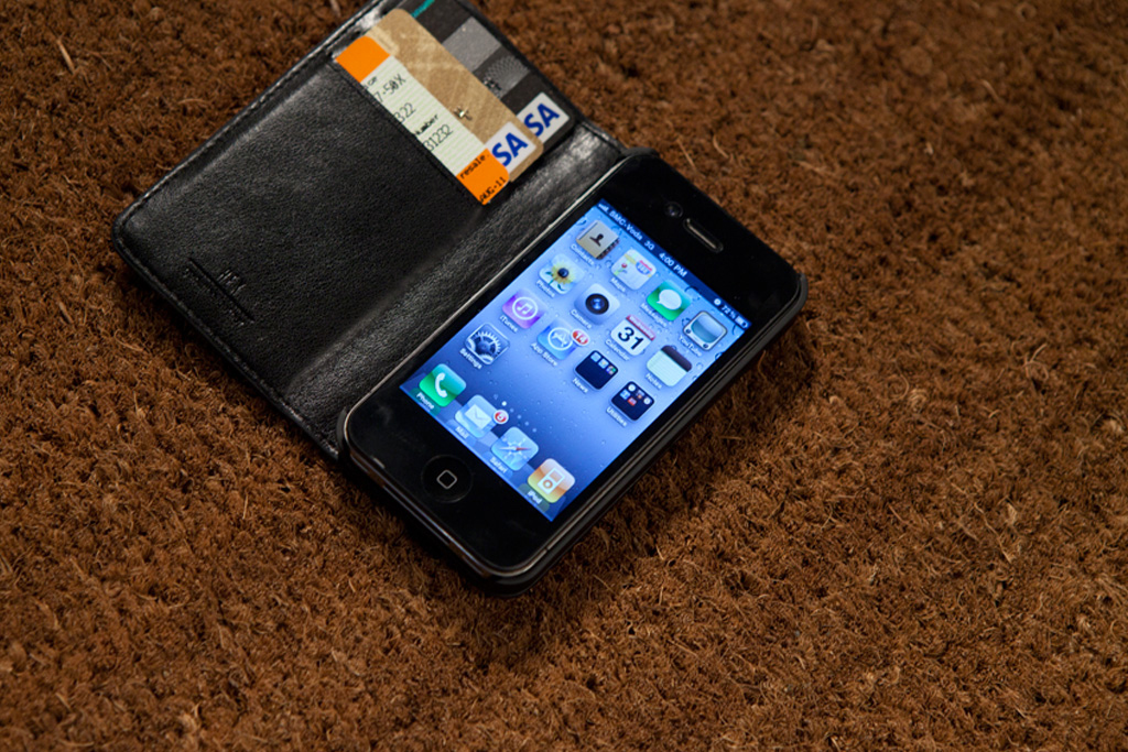 hex code wallet for iphone 4