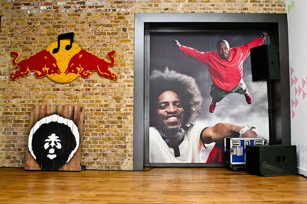 Hip Hop: A Cultural Odyssey Book Launch @ Red Bull Studios Event Recap