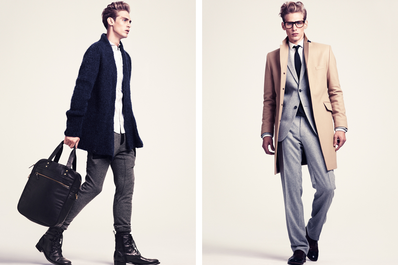 hm 2011 fallwinter collection further look