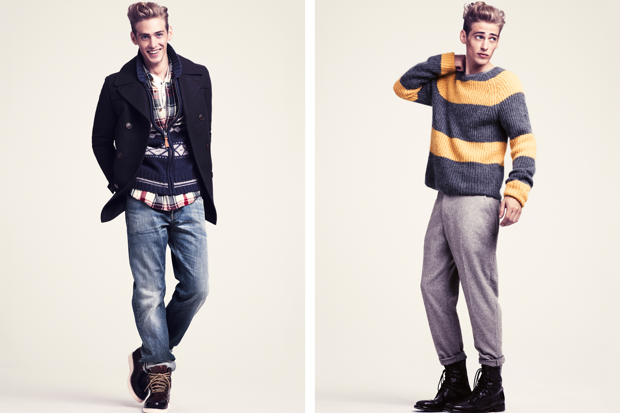 H&M 2011 Fall/Winter Collection Further Look