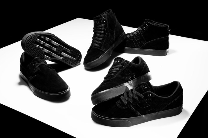 HUF 2011 Fall Footwear Collection