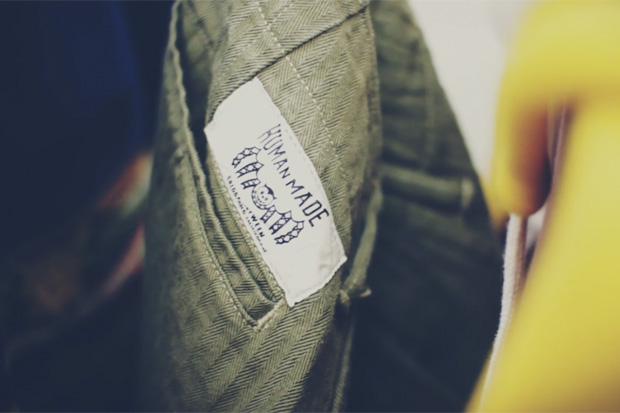 Jacket Required: HUMAN MADE 2012 Spring/Summer Collection Preview