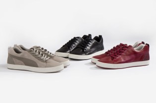 Hussein Chalayan x PUMA Urban Mobility 2011 Fall/Winter Urban Glide Lo Leather