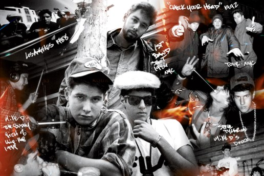 Interview Magazine: Beastie Boys Interview