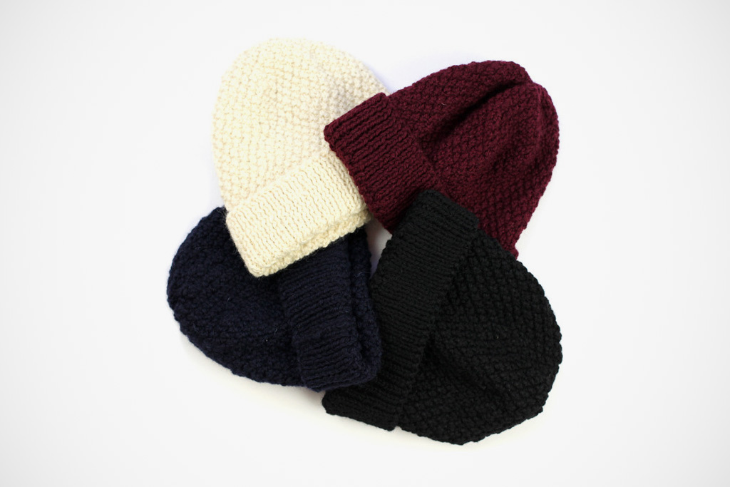 Inverallan Bubble Knit Cap