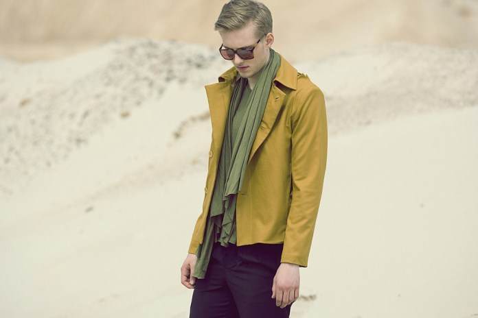 IVANMAN 2012 Spring/Summer Collection Lookbook