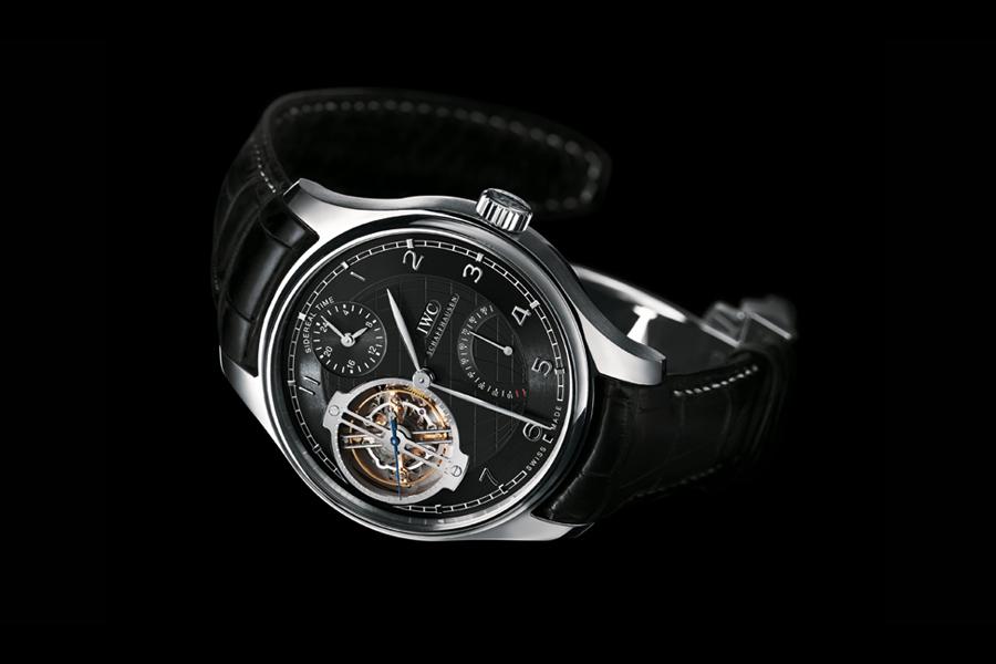 iwc portuguese siderale scafusia watch