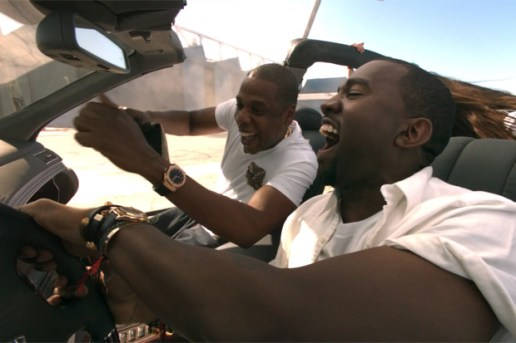 Jay-Z & Kanye West - Otis