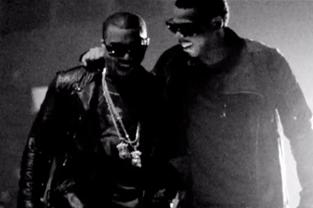 Jay-Z & Kanye West 'Watch the Throne' Trailer 2