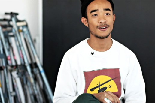 jeffstaple 1-2-1 with Lucien Marc-Smith