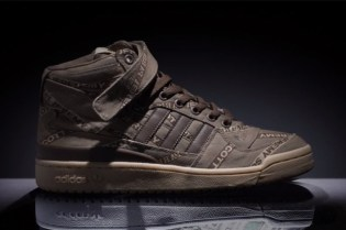 Jeremy Scott x adidas Originals B-Sides Forum Hi