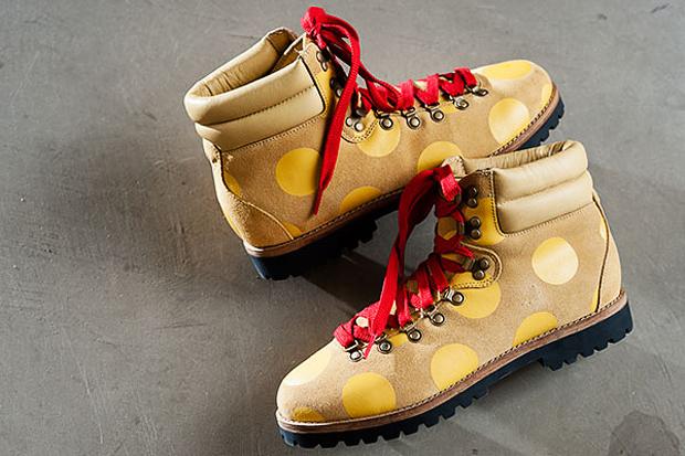 Jeremy Scott x adidas Originals by Originals JS Polka Dot Boots