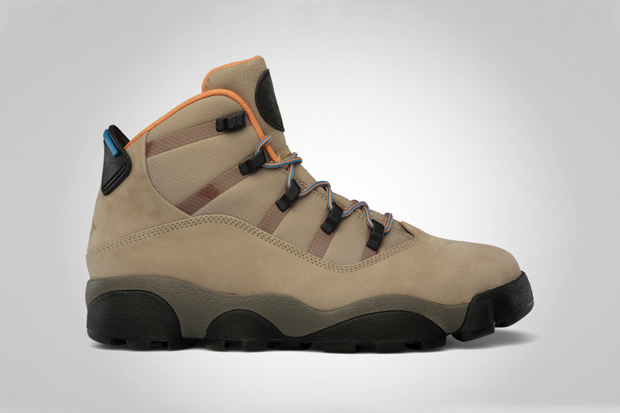 "Jordan Winterized 6 Rings ""Khaki"""