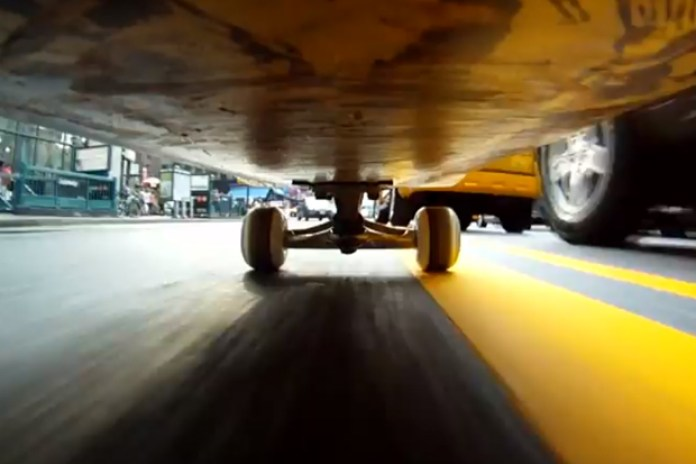 Josh Maready: A Skateboard Eye's View of NYC