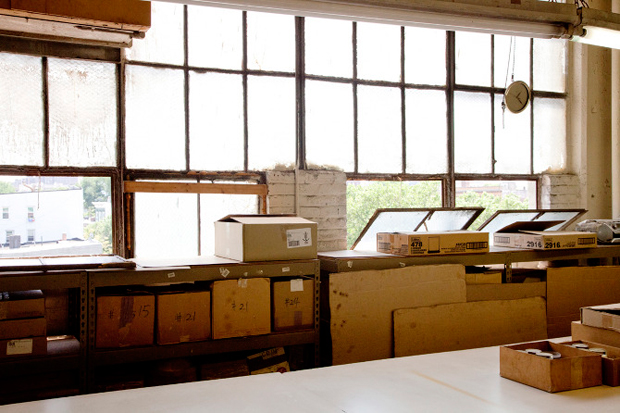 A Look Inside the Joya Studio