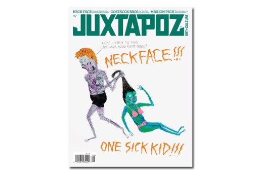 Juxtapoz Magazine Issue #128