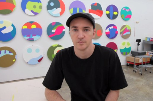 KAWS x Hennessy In-Studio Tour