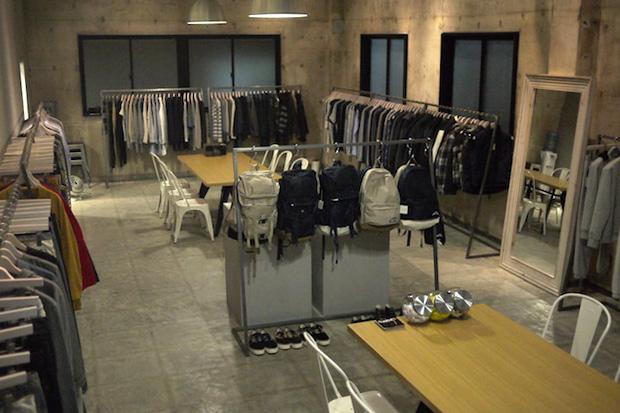 kazuki kuraishi heather grey wall store