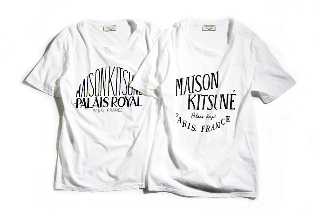 Kitsuné 2011 Fall/Winter New Releases