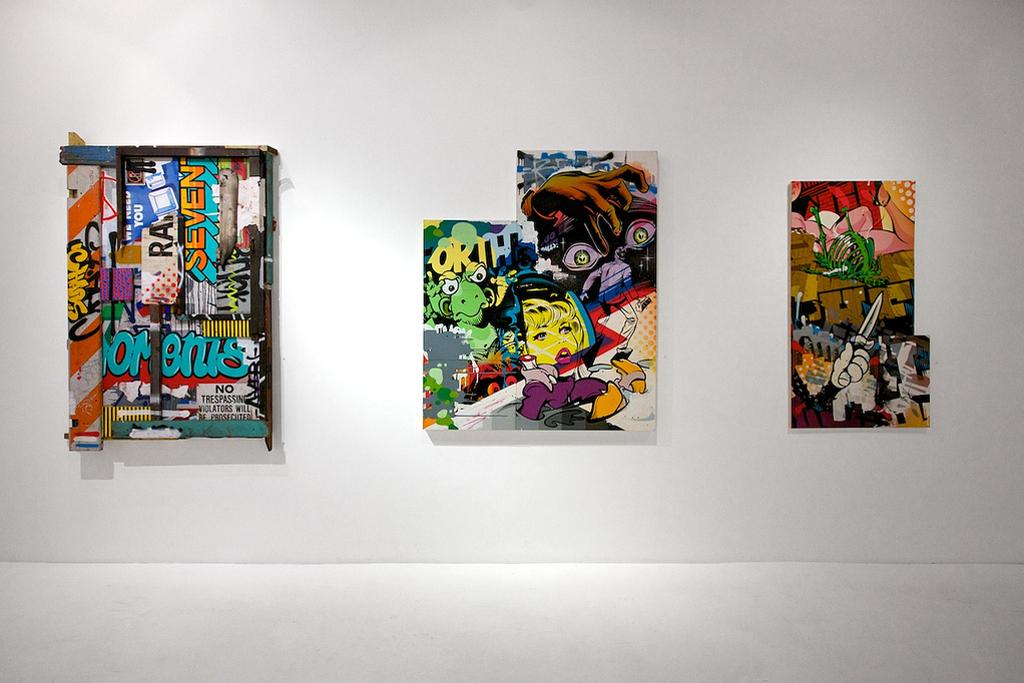 "Known Gallery Presents: REVOK x RIME x ROID ""Perseverance"" Exhibition Recap"