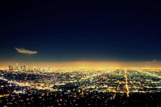 LA Light by Colin Rich