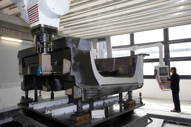 WIRED: A Peek Inside the Lamborghini Factory