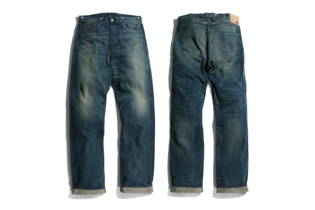 Levi's Vintage Clothing 2011 Fall/Winter Limited Edition Denim
