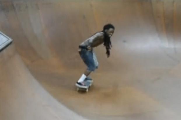 Lil Wayne x Skatepark of Tampa Visit