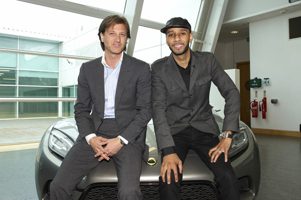 Lotus Cars Names Swizz Beatz VP of Creative Design & Global Marketing