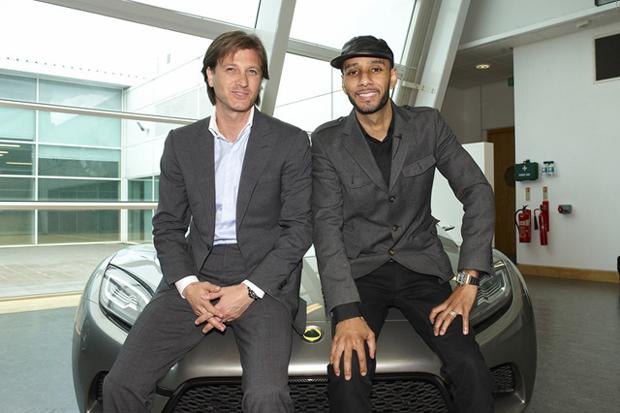 Lotus Cars Names Swizz Beatz VP of Creative Design & Global Marketing
