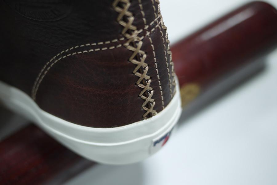 Louisville Slugger x PRO-Keds Leather Royal Hi Preview