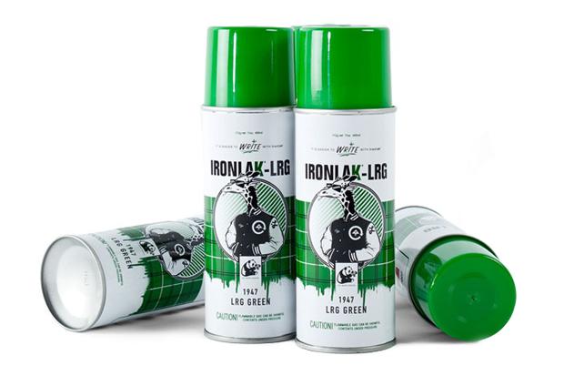 Pose One x LRG x IronLak Limited Edition Spray Can