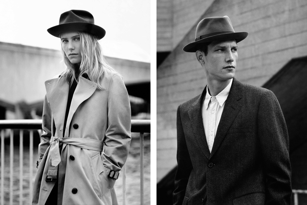 Margaret Howell 2011 Fall/Winter Campaign