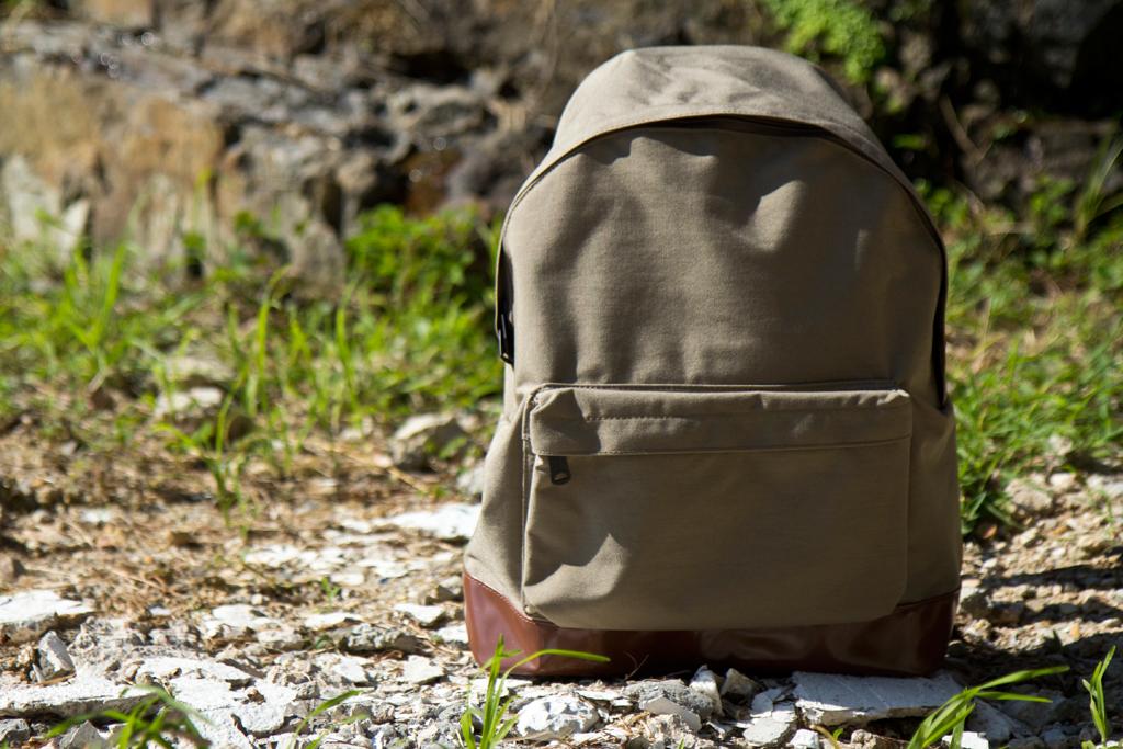 Margaret Howell x Porter Canvas Backpack