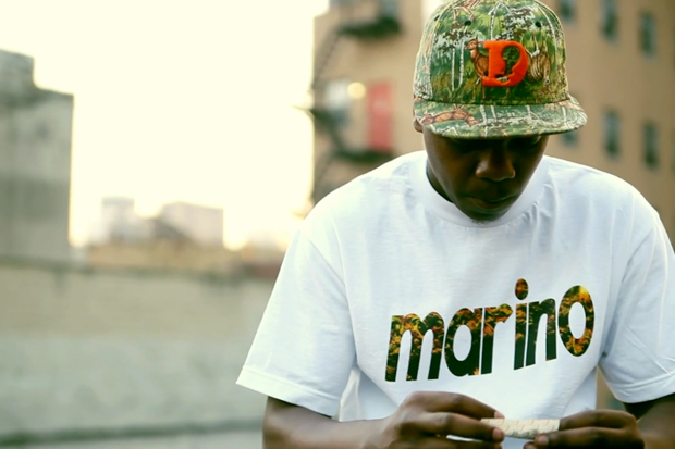 "Marino Goods ""Kush Related"" T-Shirt Video Recap"