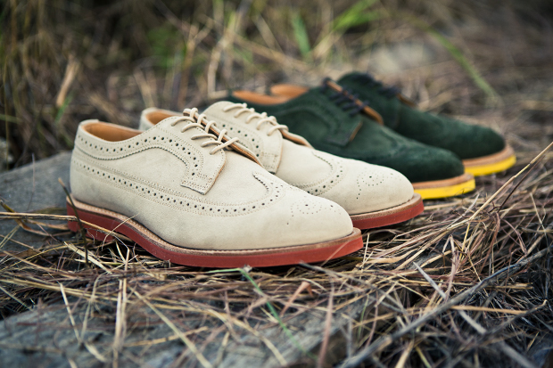 Mark McNairy 2011 Fall/Winter Collection Longwing Brogues