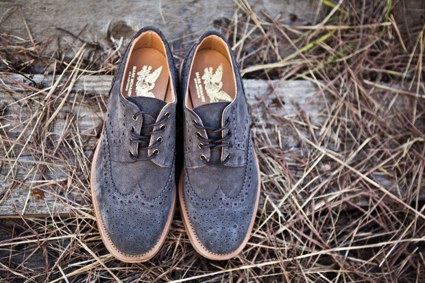 Mark McNairy 2011 Fall/Winter Collection Wingtip Brogues