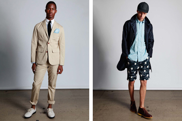 mark mcnairy new amsterdam 2012 springsummer lookbook